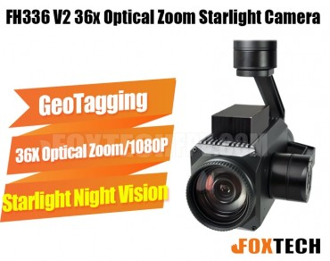 FH336 V2 36x Optical Zoom Starlight Camera