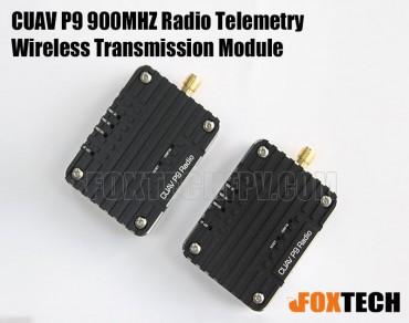 CUAV P9 900MHZ Radio Telemetry Wireless Transmission Module