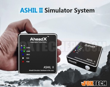 ASHIL II Flight Simulation System