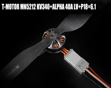 MN5212 KV340+ALPHA 40A LV+P18x6.1