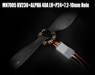 MN7005 KV230+ALPHA 40A LV+P24×7.2-10mm Hole