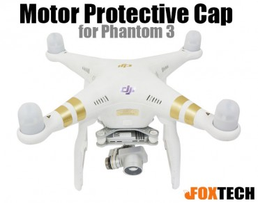 Motor Protective Cap for Phantom 3(4 pieces)