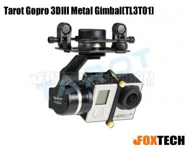 Tarot GOPRO 3DIII Metal Gimbal(TL3T01)