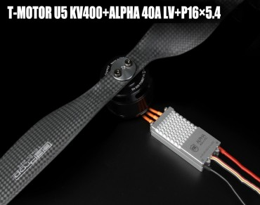 U5 KV400+ALPHA 40A LV+P16x5.4
