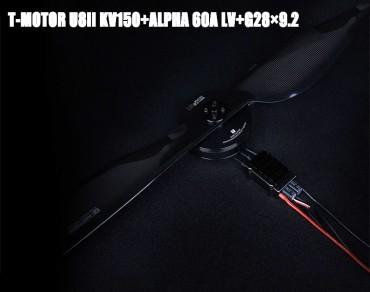 U8II KV150+ALPHA 60A LV+G28x9.2