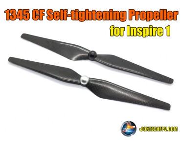 1345 CF Self-tightening Propeller for Inspire 1