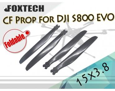 1538 CF Foldable Prop for DJI S800 EVO