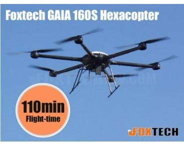 FOXTECH GAIA 160S Hexacopter RTF Combo