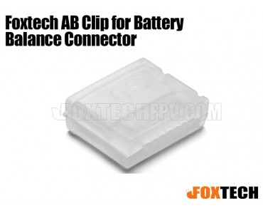 Foxtech AB Clip for Battery Balance Connector