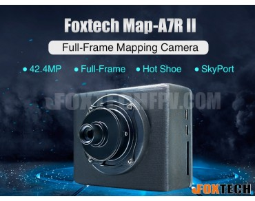 Foxtech Map-A7R II Full-Frame Mapping Camera