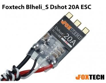 Foxtech Blheli_S Dshot 20A ESC