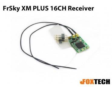 FrSky XM+ plus 16CH diversity Receiver
