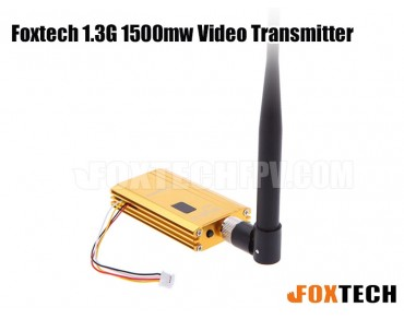 Foxtech 1.3G 1500mw video transmitter
