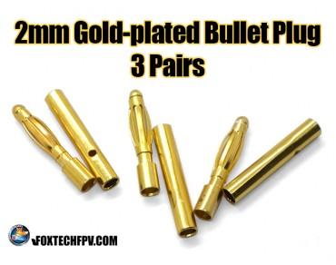 2mm bullet Plug