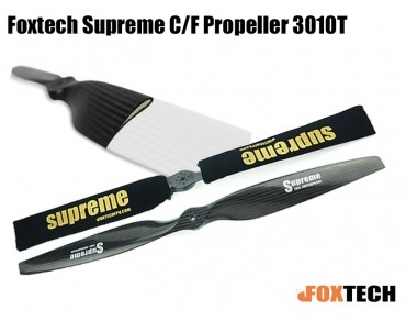 Foxtech Supreme C/F Propeller 3010T