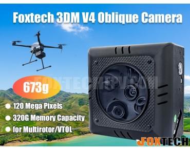 Foxtech 3DM V4 Oblique Camera