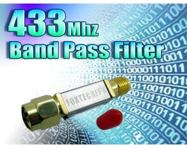 433Mhz Band Pass Filter