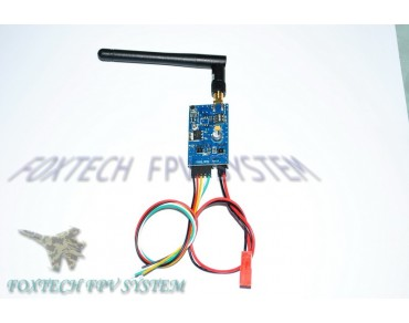 5.8G 10mw 8CH transmitter- good choice for signal relay
