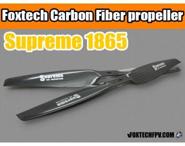 Foxtech Supreme C/F Propeller(18x6.5)
