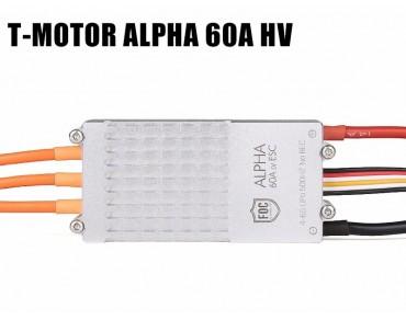 T-MOTOR ALPHA 60A HV for U8II/Lite KV85