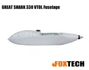 FOXTECH GREAT SHARK 330 VTOL Spare Parts