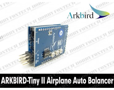 ARKBIRD-Tiny II Airplane Auto Balancer