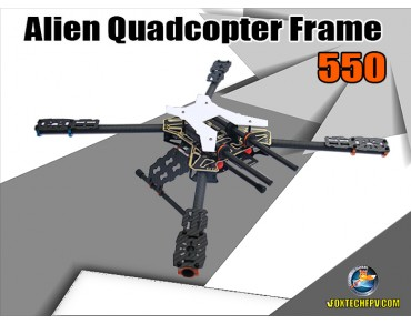 Alien 550 Quadcopter Frame