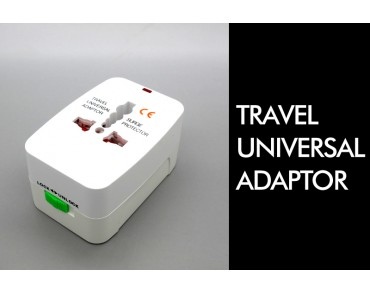 All in one international adaptor