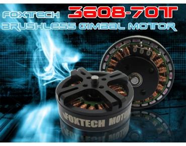 Foxtech BGM3608-70 Brushless Gimbal Motor