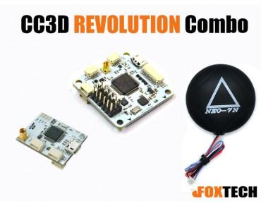 CC3D REVOLUTION Combo
