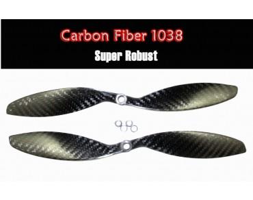 1038 Carbon Fiber Propeller CW&CCW