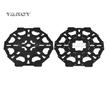 Carbon Fiber Adapter Main Cover(TL100B03)