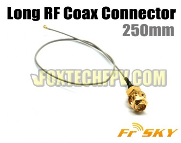 FrSky Long RF Coax Connector 250mm