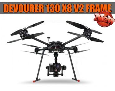 D130 X8 V2 Frame