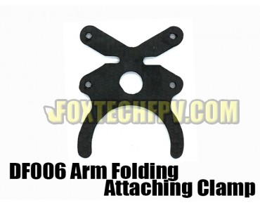 DF006 Arm Folding Attaching Clamp