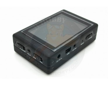 DV02 portable D1 AV recorder DVR