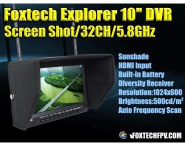 Foxtech Explorer 10
