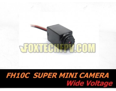 FH10C wide voltage super mini cam (PAL)