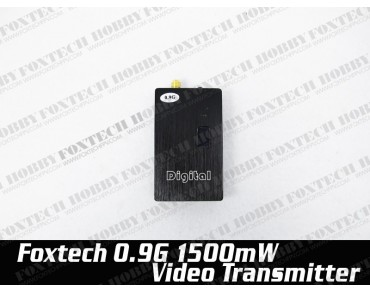 Foxtech 900M 1500mw video transmitter