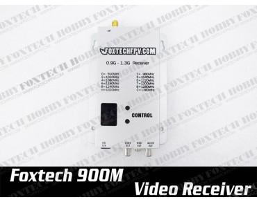 Foxtech 900M video receiver