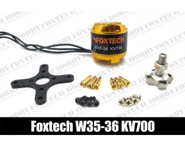 Foxtech motor W35-36 kv700