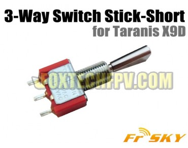 FrSky 3-Way Switch Stick Short