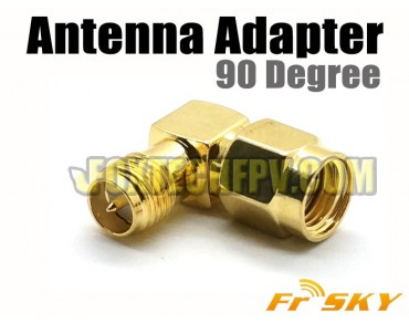 FrSky 90 Degree Antenna Adapter