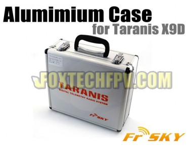 FrSky Alumimium Case for Taranis X9D