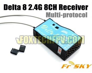 FrSky Delta 8 2.4G 8CH Receiver
