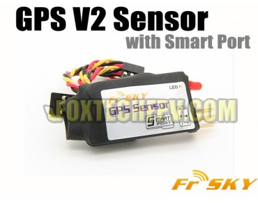FrSky GPS V2 Sensor with Smart Port