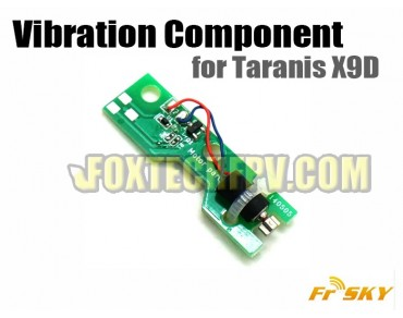 FrSky Haptic Vibration Component for Taranis X9D