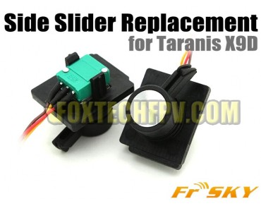FrSky Side Slider Replacement for Taranis X9D
