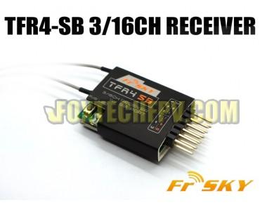 FrSky TFR4 SB 4CH 2.4Ghz Receiver
