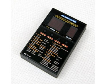 Hobbywing advanced program box for Platimum ESC